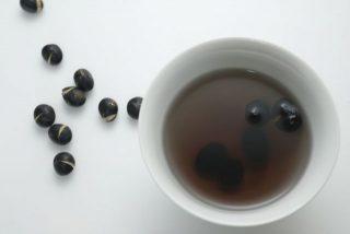 美甘麗茶の成分、黒豆の効果効能を詳しく知りたい!