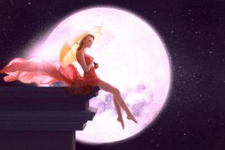 セーラームーン美容法とは?月と女性の不思議な関係!